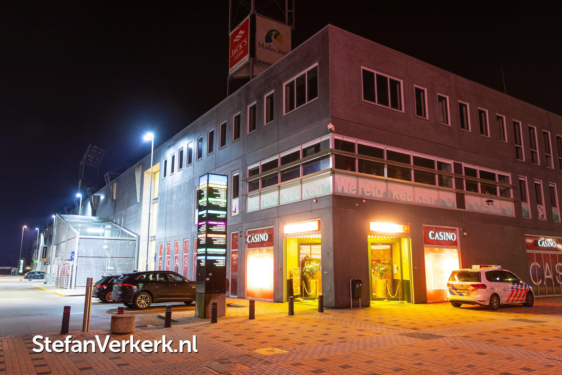 Overval Jack S Casino Stadionplein Zwolle Foto S Stefan Verkerk Fotografie Webdesign